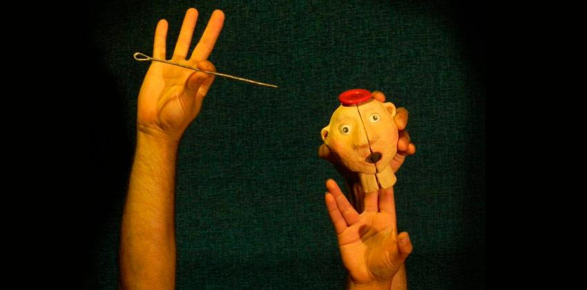 Un botón en mi cabeza en la Feria Internacional del Títere de Sevilla | Sevilla con los peques