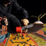 El Nabo gigante en la Feria Internacional del Títere de Sevilla |Sevilla con los peques