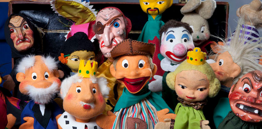 Feria Internacional del Títere de Sevilla con Peneque y el tesoro perdido | Sevilla con los peques