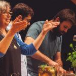 actividades en CaixaForum Sevilla Showcooking de comida antigua griega La Cocina griega en directo | Sevilla con los peques