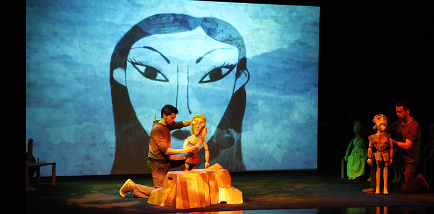 Actividades en CaixaForum Sevilla con el espectáculo La Guerra de Troya | Sevilla con los peques
