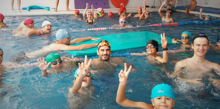Kids and Sports campus de verano con piscina | Sevilla con los peques