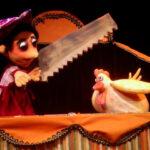Fabularia en el Festival de Marionetas de Utrera | Sevilla con los peques