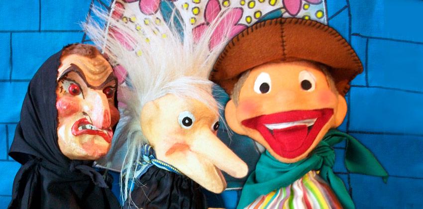 Peneque, la venganza de las brujas llega al Festival de Marionetas de Utrera | Sevilla con los peques