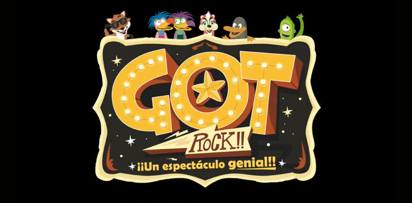 Got Rock llega al Festival de Marionetas de Utrera | Sevilla con los peques