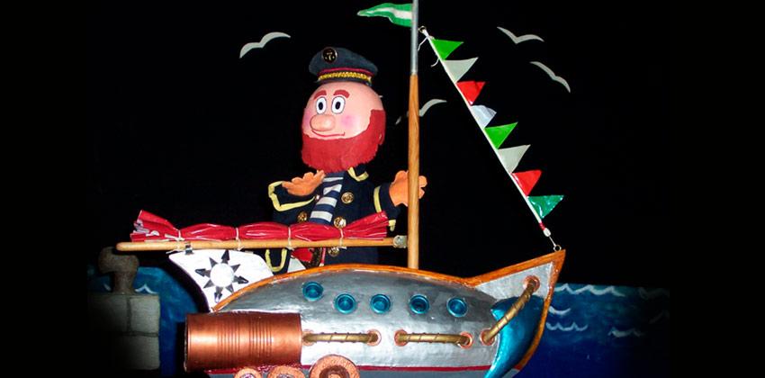 Stupendo en el Festival de Marionetas de Utrera |Sevilla con los peques