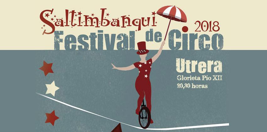Festival de circo en Utrera | Sevilla con los peques