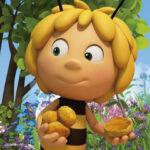 Cartelera Infantil Sevilla La Abeja Maya y los juegos de la miel  Sevilla con los peques
