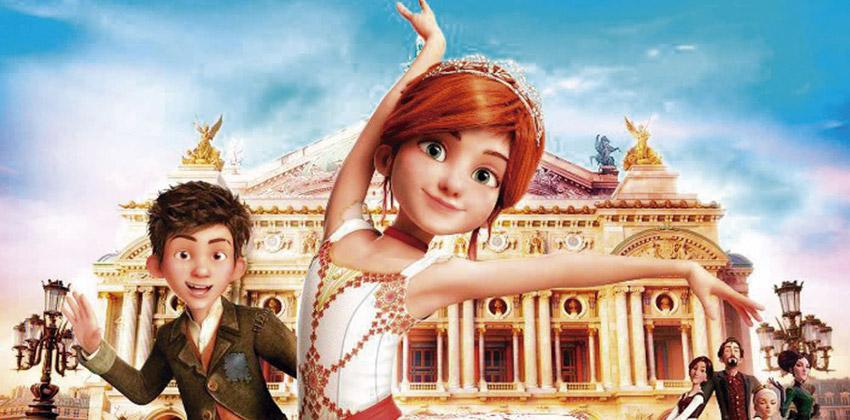 Cine de verano en Sevilla Ballerina | Sevilla con los peques