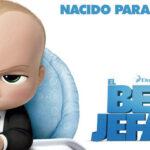 Cine de verano en Sevilla El Bebé Jefazo | Sevilla con los peques