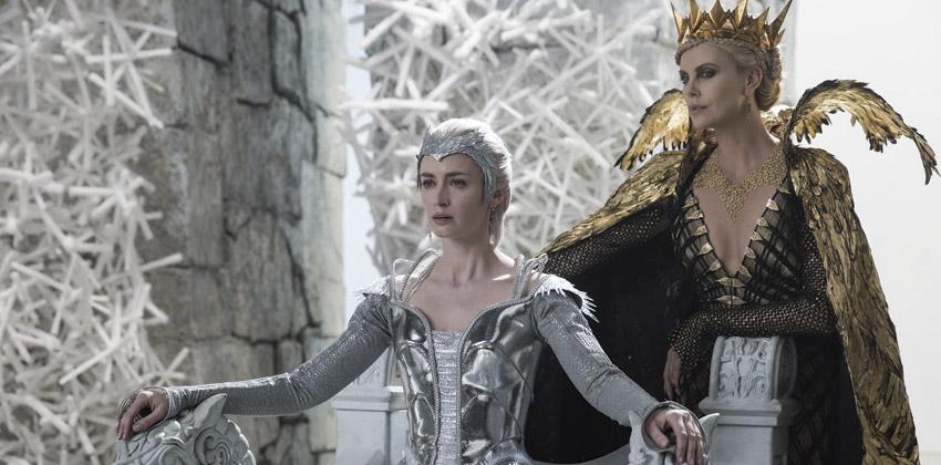 Cine de Verano en Sevilla: El Cazador y la Reina de Hielo | Sevilla con los peques