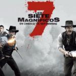 Cine de Verano en Distrito Alcosa-Este-Torreblanca: Los 7 Magníficos
