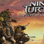 Cine de verano en Sevilla Ninja Turtles | Sevilla con los peques