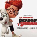 Cine de Verano: Las aventuras de Peabody y Sherman | Sevilla con los peques