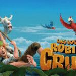 Cine de Verano en Distrito Cerro Amate: Robinson, una aventura tropical 00 | Sevilla con los peques