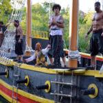 Espectáculos en Isla Mágica Sevilla para esta temporada Barceo pirata   Sevilla con los peques