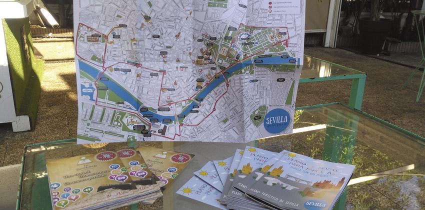 Sevilla con los peques edita el primer mapa turístico de Sevilla para familias 00 | Sevilla con los peques