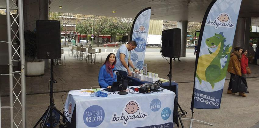 Babyradio: el Bosque de Mon en Nervión Plaza 02 |Sevilla con los peques
