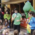 Babyradio: el Bosque de Mon en Nervión Plaza 00 |Sevilla con los peques