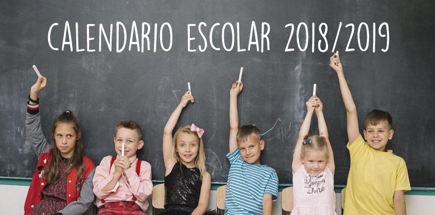 Calendario escolar de Sevilla para el curso del 2018/2019 | Sevilla con los peques