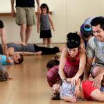 Extraescolar para niños y mayores: danza en familia en la Sededé 00 | Sevilla con los peques