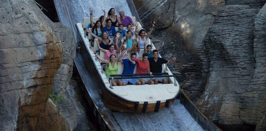 atracciones de Isla Mágica que no puedes perderte: Iguazú | Sevilla con los peques