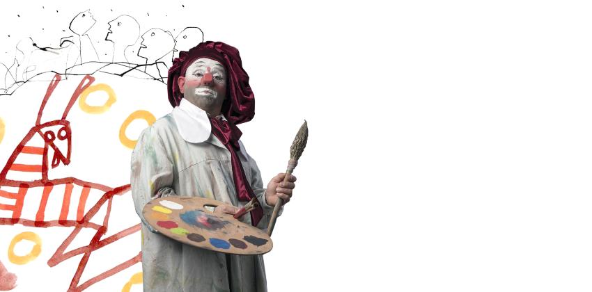 Teatro de clown para niños en la Sala La Fundición 01 | Sevilla con los peques